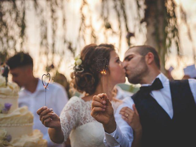 Il matrimonio di Matteo e Vanessa a Cocconato, Asti 35