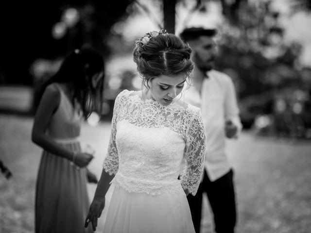 Il matrimonio di Matteo e Vanessa a Cocconato, Asti 36