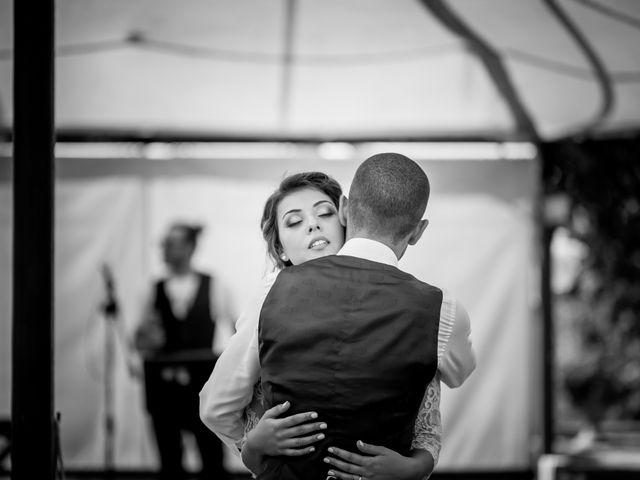 Il matrimonio di Matteo e Vanessa a Cocconato, Asti 38
