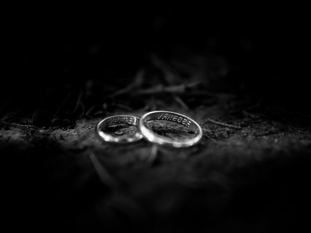 Il matrimonio di Matteo e Vanessa a Cocconato, Asti 40