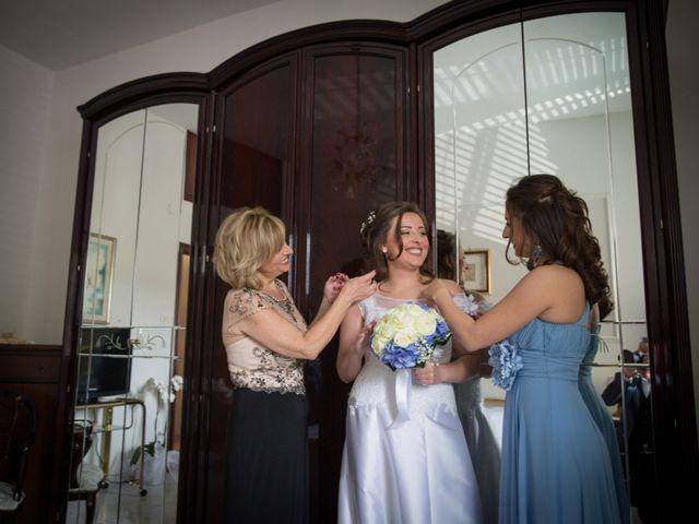 Il matrimonio di Ciro e Antonella a Castel San Giorgio, Salerno 9