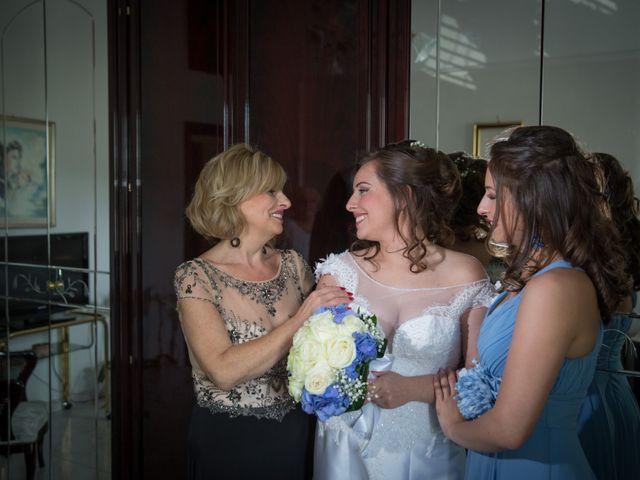 Il matrimonio di Ciro e Antonella a Castel San Giorgio, Salerno 10