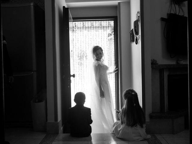 Il matrimonio di Ciro e Antonella a Castel San Giorgio, Salerno 13