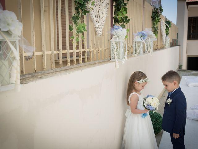 Il matrimonio di Ciro e Antonella a Castel San Giorgio, Salerno 15