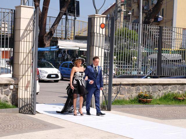 Il matrimonio di Ciro e Antonella a Castel San Giorgio, Salerno 26