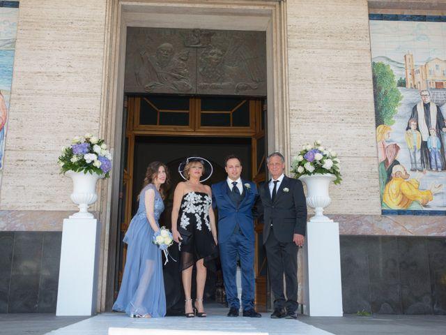 Il matrimonio di Ciro e Antonella a Castel San Giorgio, Salerno 28