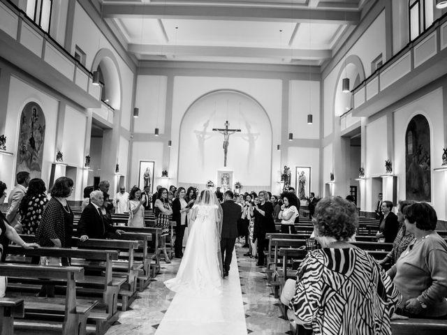 Il matrimonio di Ciro e Antonella a Castel San Giorgio, Salerno 30