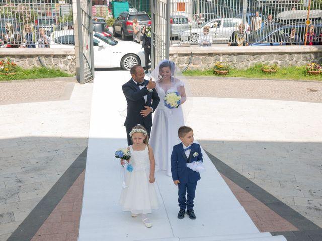 Il matrimonio di Ciro e Antonella a Castel San Giorgio, Salerno 31