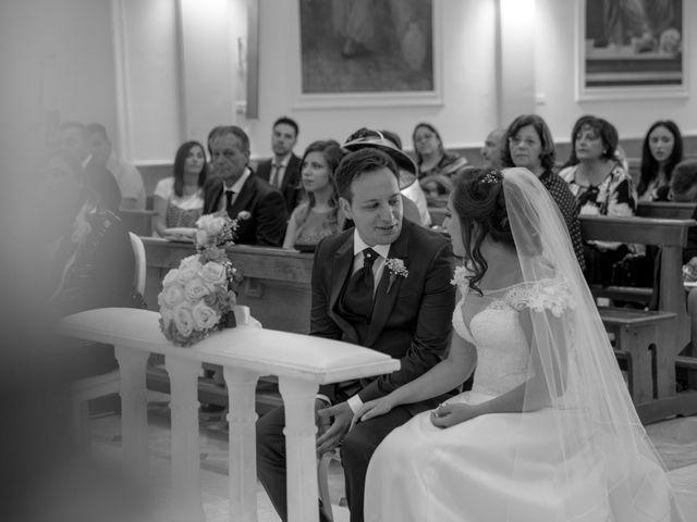 Il matrimonio di Ciro e Antonella a Castel San Giorgio, Salerno 33