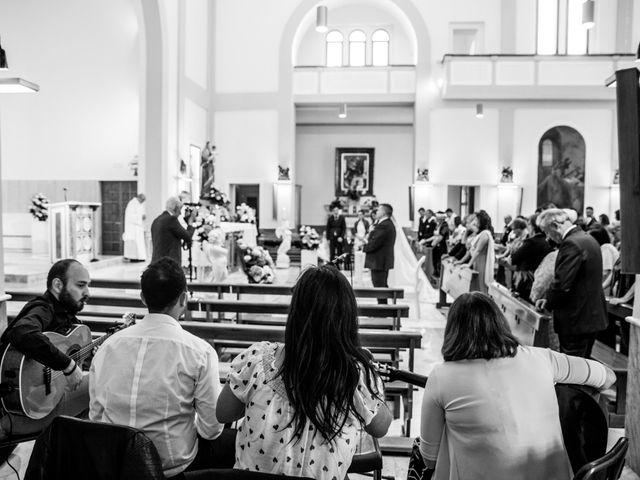 Il matrimonio di Ciro e Antonella a Castel San Giorgio, Salerno 34