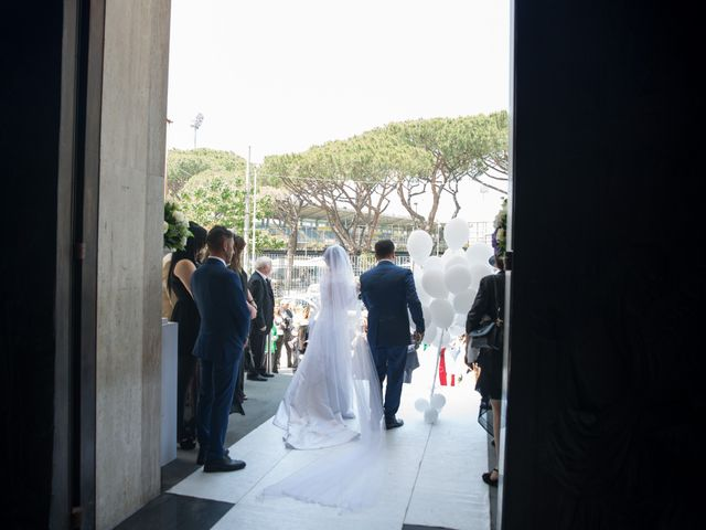 Il matrimonio di Ciro e Antonella a Castel San Giorgio, Salerno 35