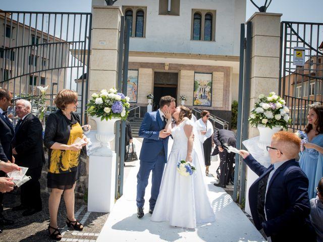 Il matrimonio di Ciro e Antonella a Castel San Giorgio, Salerno 38