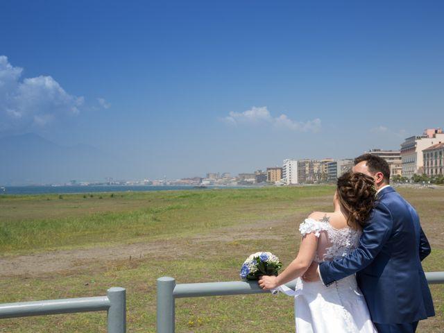 Il matrimonio di Ciro e Antonella a Castel San Giorgio, Salerno 42