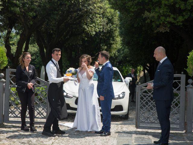 Il matrimonio di Ciro e Antonella a Castel San Giorgio, Salerno 52
