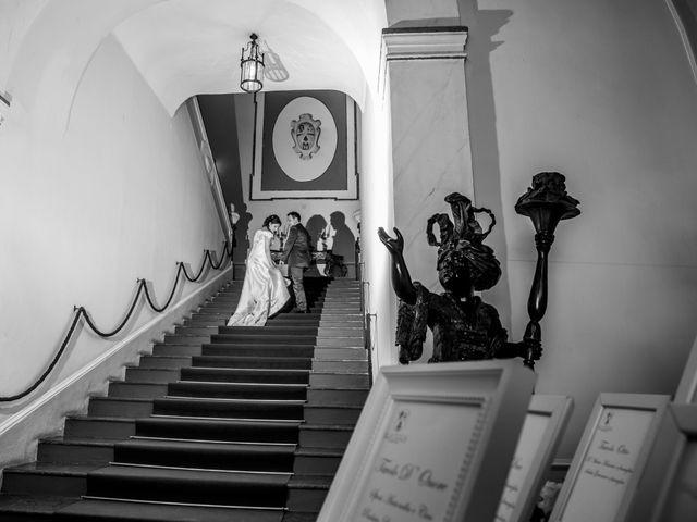 Il matrimonio di Ciro e Antonella a Castel San Giorgio, Salerno 55
