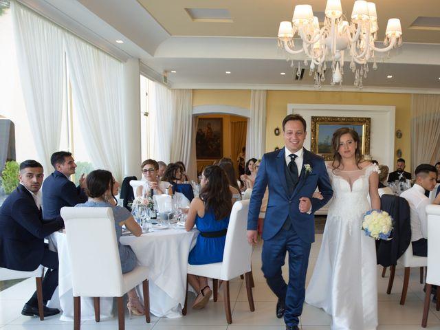 Il matrimonio di Ciro e Antonella a Castel San Giorgio, Salerno 60