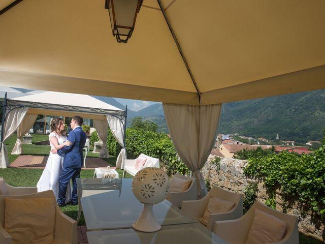 Il matrimonio di Ciro e Antonella a Castel San Giorgio, Salerno 64