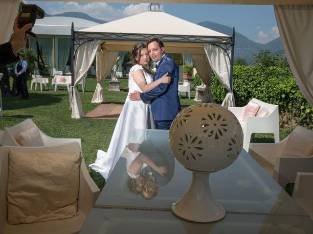 Il matrimonio di Ciro e Antonella a Castel San Giorgio, Salerno 65