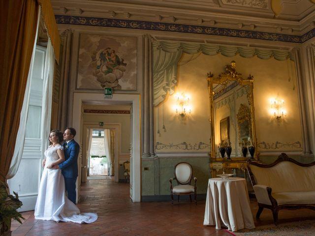 Il matrimonio di Ciro e Antonella a Castel San Giorgio, Salerno 67