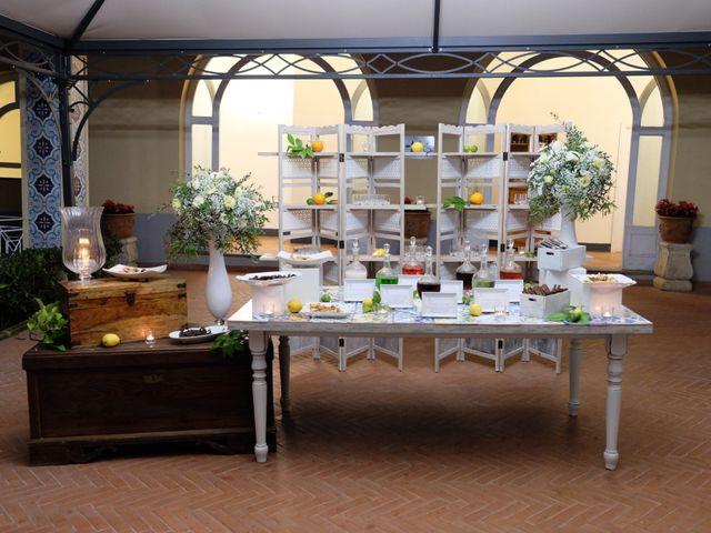 Il matrimonio di Ciro e Antonella a Castel San Giorgio, Salerno 73