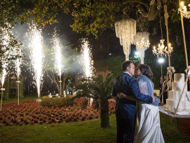 Il matrimonio di Ciro e Antonella a Castel San Giorgio, Salerno 76
