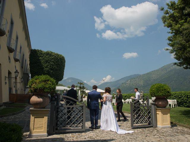 Il matrimonio di Ciro e Antonella a Castel San Giorgio, Salerno 51