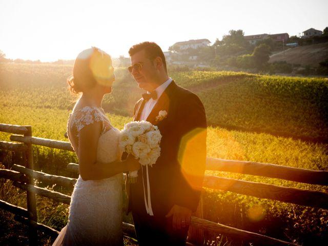 Le nozze di Erica e Paolo