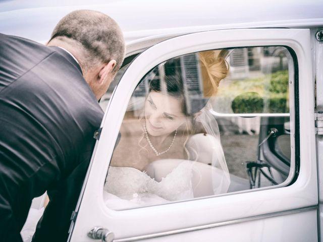 Il matrimonio di Paolo e Jessica a Trezzo sull'Adda, Milano 25
