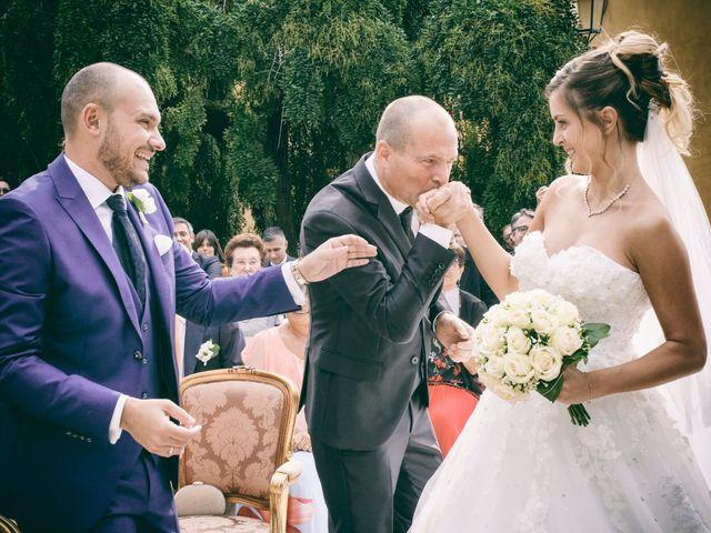 Il matrimonio di Paolo e Jessica a Trezzo sull'Adda, Milano 28