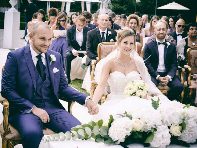 Il matrimonio di Paolo e Jessica a Trezzo sull'Adda, Milano 30