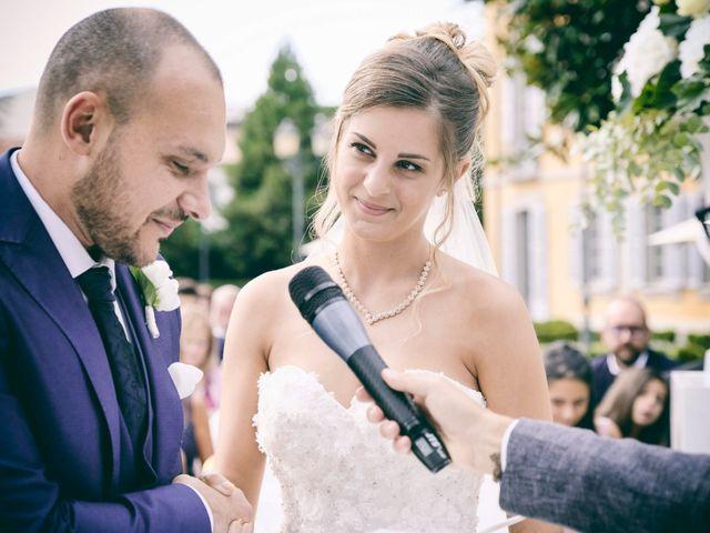 Il matrimonio di Paolo e Jessica a Trezzo sull'Adda, Milano 32