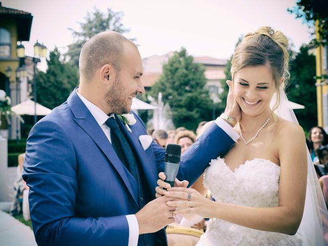 Il matrimonio di Paolo e Jessica a Trezzo sull'Adda, Milano 35
