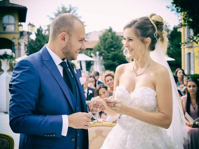 Il matrimonio di Paolo e Jessica a Trezzo sull'Adda, Milano 36