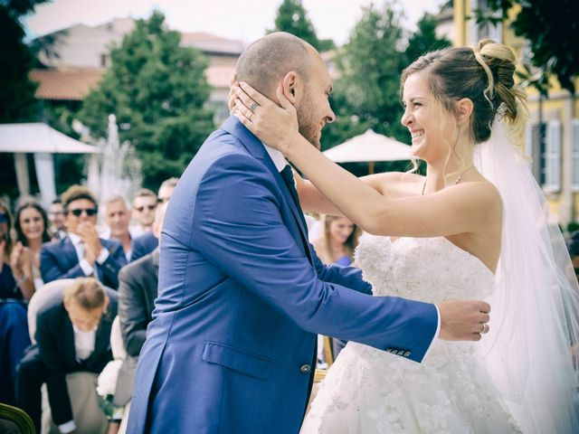 Il matrimonio di Paolo e Jessica a Trezzo sull'Adda, Milano 39