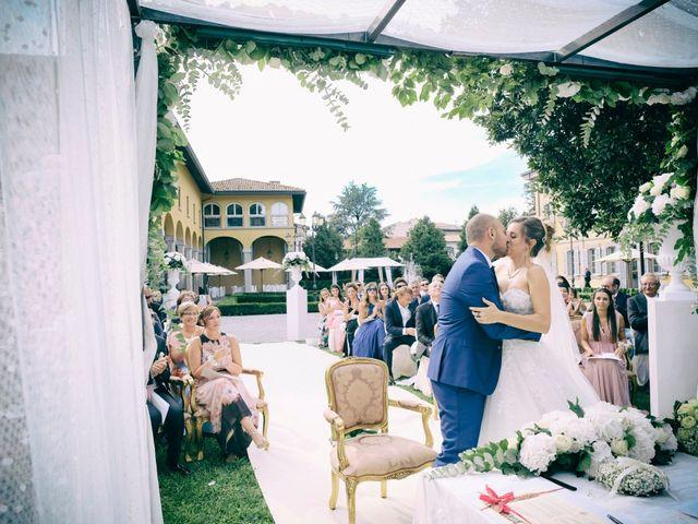 Il matrimonio di Paolo e Jessica a Trezzo sull'Adda, Milano 40