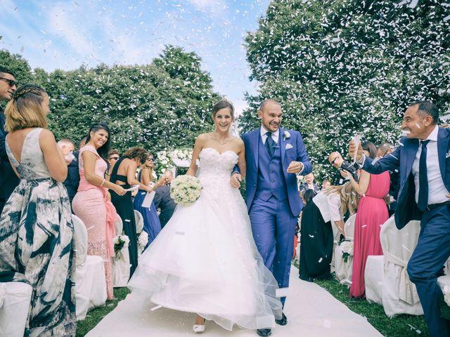 Il matrimonio di Paolo e Jessica a Trezzo sull'Adda, Milano 42