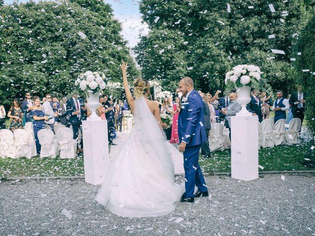 Il matrimonio di Paolo e Jessica a Trezzo sull'Adda, Milano 43