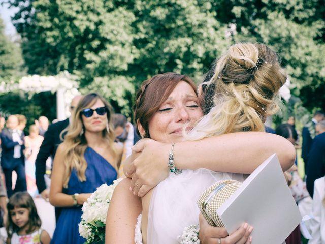 Il matrimonio di Paolo e Jessica a Trezzo sull'Adda, Milano 33
