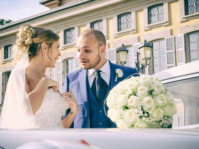 Il matrimonio di Paolo e Jessica a Trezzo sull'Adda, Milano 48