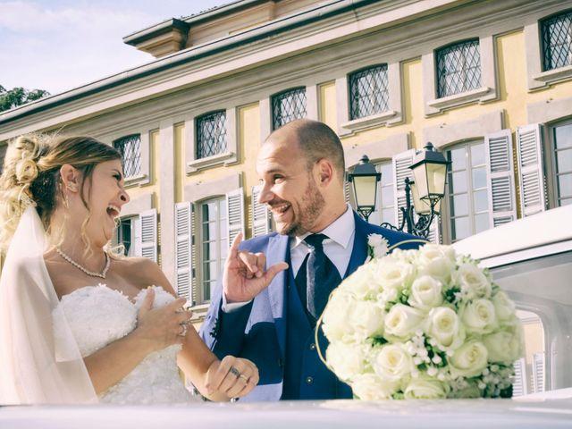 Il matrimonio di Paolo e Jessica a Trezzo sull'Adda, Milano 49