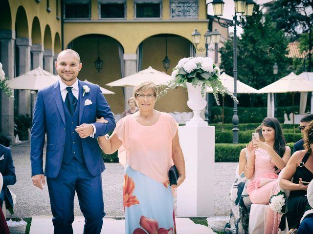 Il matrimonio di Paolo e Jessica a Trezzo sull'Adda, Milano 26