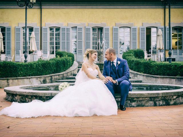 Il matrimonio di Paolo e Jessica a Trezzo sull'Adda, Milano 52