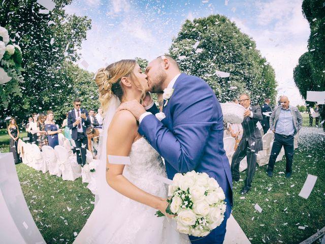 Il matrimonio di Paolo e Jessica a Trezzo sull'Adda, Milano 56