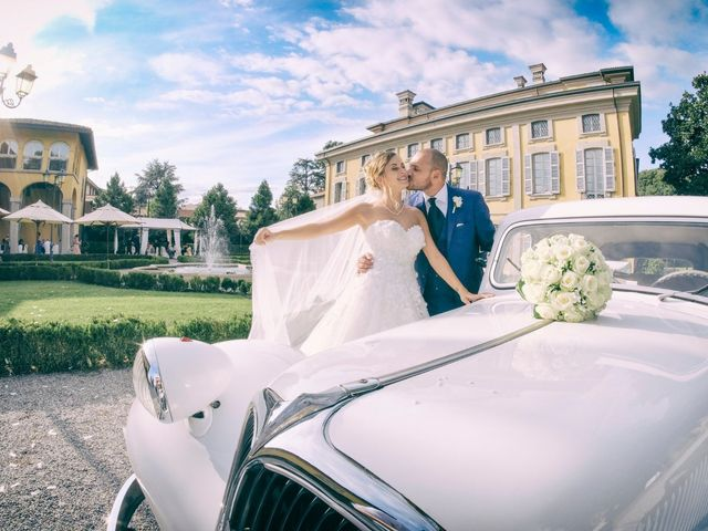 Il matrimonio di Paolo e Jessica a Trezzo sull'Adda, Milano 57