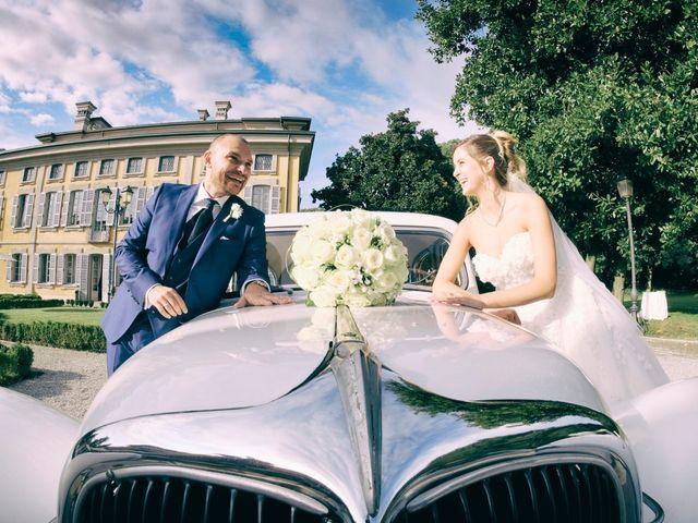 Il matrimonio di Paolo e Jessica a Trezzo sull'Adda, Milano 58