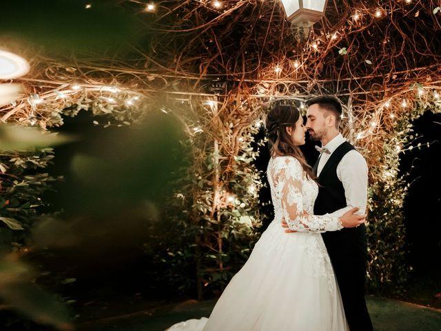Le nozze di Federica e Yaroslav
