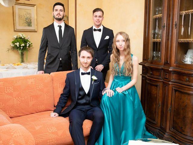 Il matrimonio di Andrea e Sonia a Concesio, Brescia 33