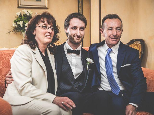 Il matrimonio di Andrea e Sonia a Concesio, Brescia 53