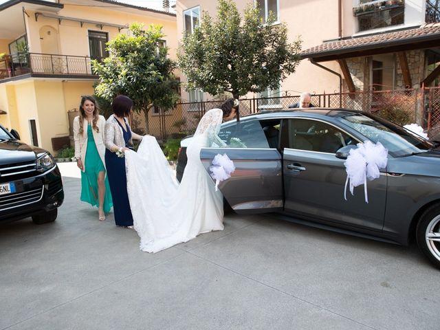 Il matrimonio di Andrea e Sonia a Concesio, Brescia 61