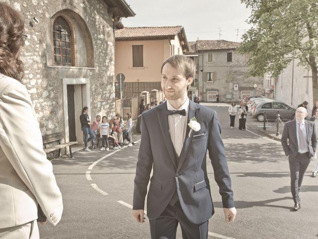 Il matrimonio di Andrea e Sonia a Concesio, Brescia 62